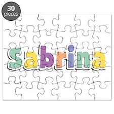 Sabrina Spring14 Puzzle