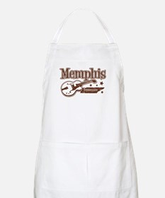 Memphis Tennessee BBQ Apron