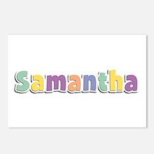 Samantha Spring14 Postcards 8 Pack