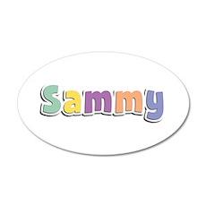 Sammy Spring14 Wall Decal