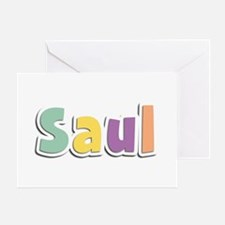 Saul Spring14 Greeting Card