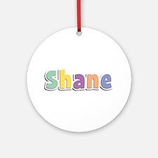Shane Spring14 Round Ornament