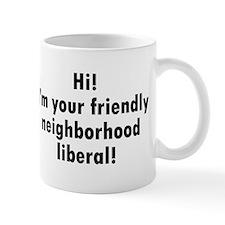 Cute Liberal arts Mug