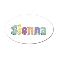 Sienna Spring14 35x21 Oval Wall Decal