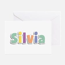 Silvia Spring14 Greeting Card