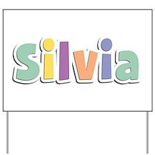 Silvia Spring14 Yard Sign
