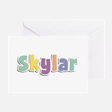 Skylar Spring14 Greeting Card