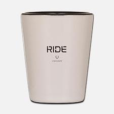 Horse Theme Design #53000 Shot Glass
