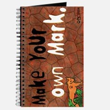 """""""Make Your Own Mark"""" Journal"""