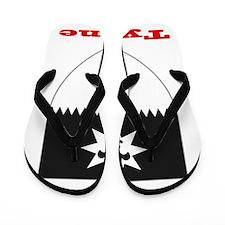 County Tyrone COA Flip Flops