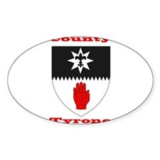 County Tyrone COA Decal