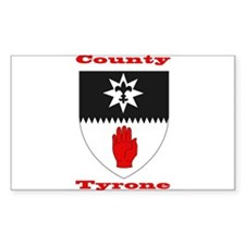 County Tyrone COA Decal