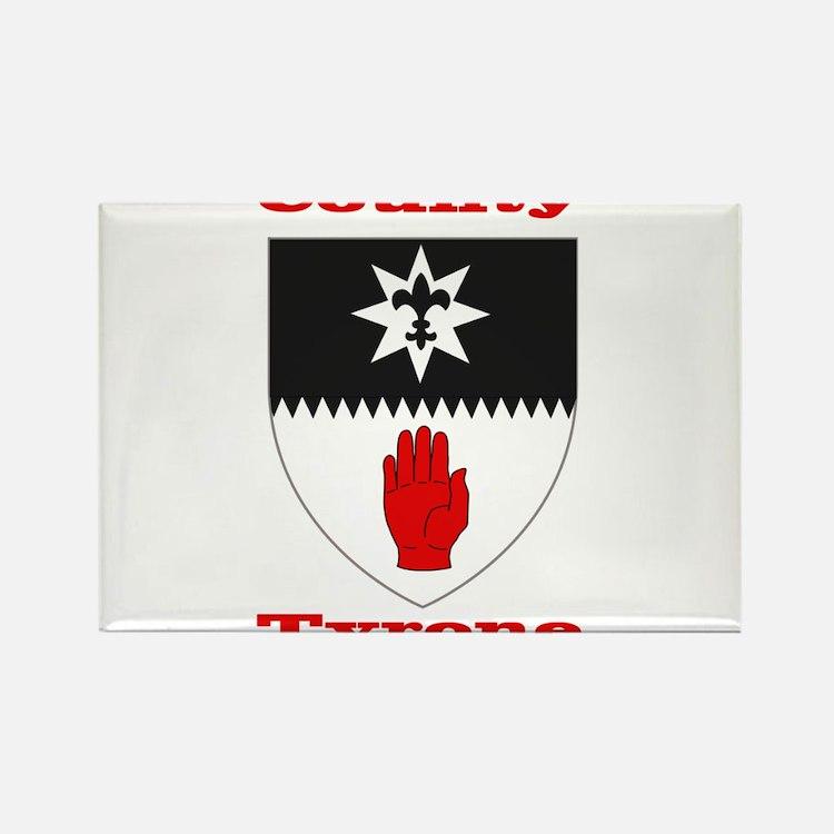 County Tyrone COA Magnets