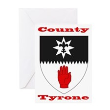 County Tyrone COA Greeting Cards