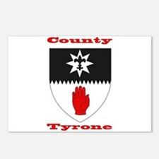 County Tyrone COA Postcards (Package of 8)