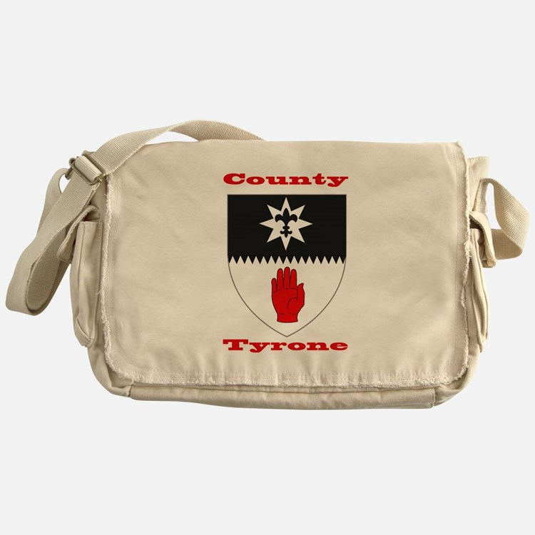 County Tyrone COA Messenger Bag