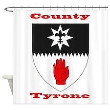 County Tyrone COA Shower Curtain