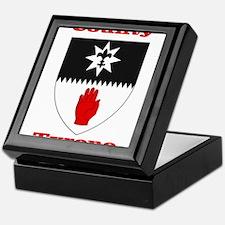 County Tyrone COA Keepsake Box