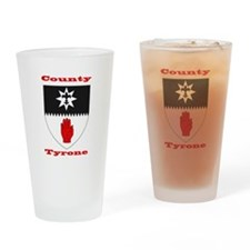 County Tyrone COA Drinking Glass