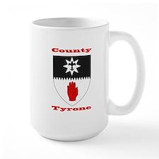 County Tyrone COA Mugs