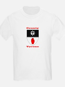 County Tyrone COA T-Shirt