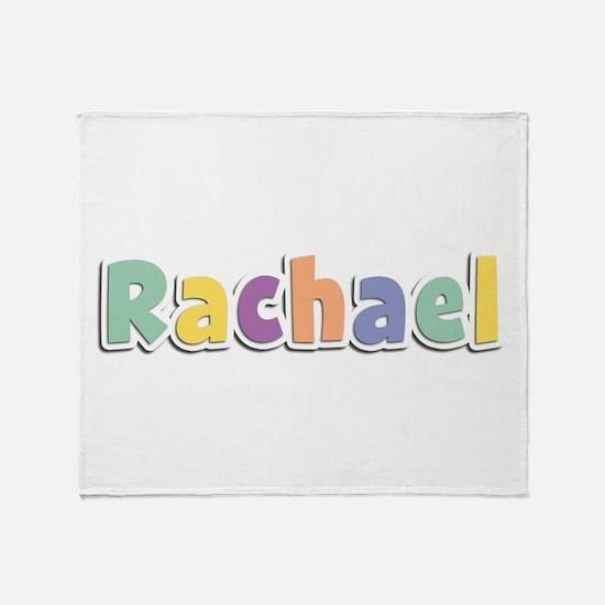 Rachael Spring14 Throw Blanket