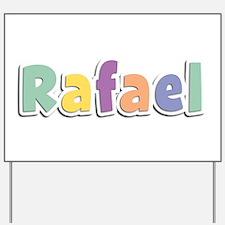 Rafael Spring14 Yard Sign