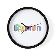Ramon Spring14 Wall Clock
