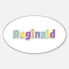 Reginald Spring14 Oval Decal