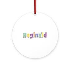 Reginald Spring14 Round Ornament
