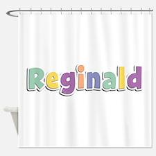 Reginald Spring14 Shower Curtain
