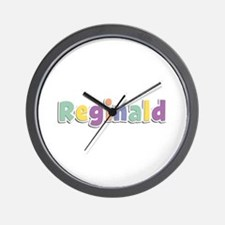 Reginald Spring14 Wall Clock