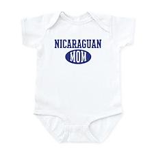 Nicaraguan mom Infant Bodysuit