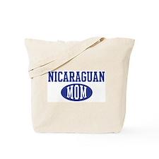 Nicaraguan mom Tote Bag