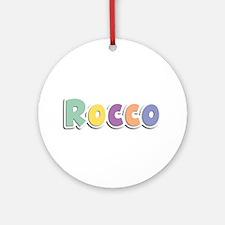Rocco Spring14 Round Ornament