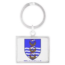 County Waterford COA Keychains