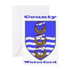 County Waterford COA Greeting Cards