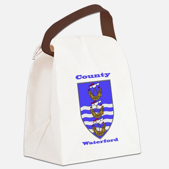 County Waterford COA Canvas Lunch Bag