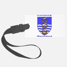 County Waterford COA Luggage Tag