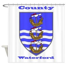 County Waterford COA Shower Curtain