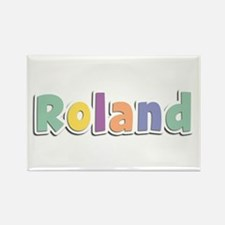Roland Spring14 Rectangle Magnet
