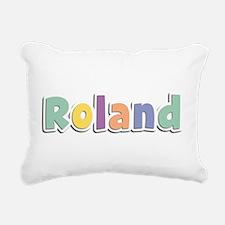 Roland Spring14 Rectangular Canvas Pillow
