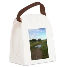 Farm Skies Canvas Lunch Bag