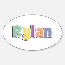 Rylan Spring14 Oval Decal