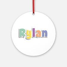 Rylan Spring14 Round Ornament