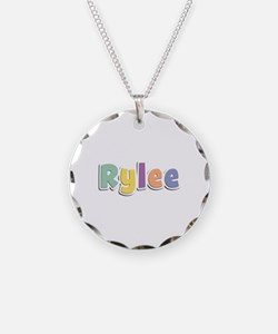 Rylee Spring14 Necklace Circle Charm