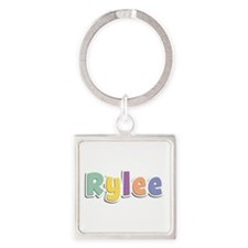 Rylee Spring14 Square Keychain