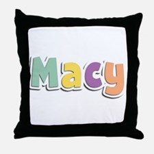 Macy Spring14 Throw Pillow