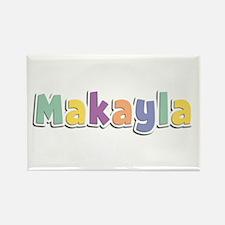 Makayla Spring14 Rectangle Magnet