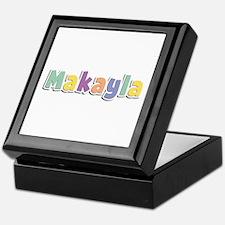 Makayla Spring14 Keepsake Box